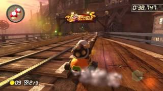 Wii Wario's Gold Mine - 1:52.662 - Ð¥★Кαsuп~ (Mario Kart 8 World Record)