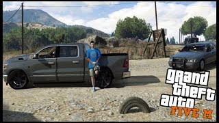 GTA 5 ROLEPLAY - COPS CAN'T HANDLE THE HELLCAT RAM - EP. 461 - CIV
