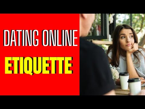 5 Reasons Why Online Dating Etiquette Guides SUCK from YouTube · Duration:  4 minutes 35 seconds