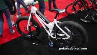Polaris E-Bike :INTERBIKE Las Vegas