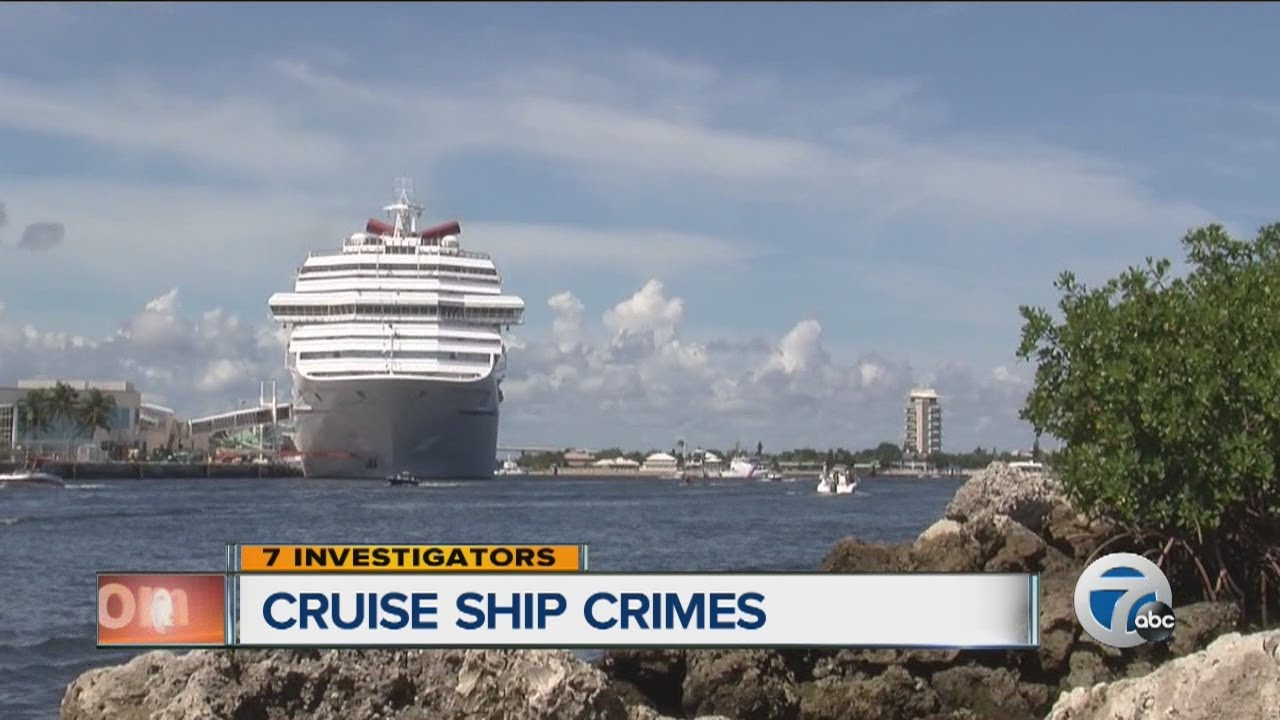 Cruise Ship Crimes YouTube - Cruise ship crimes