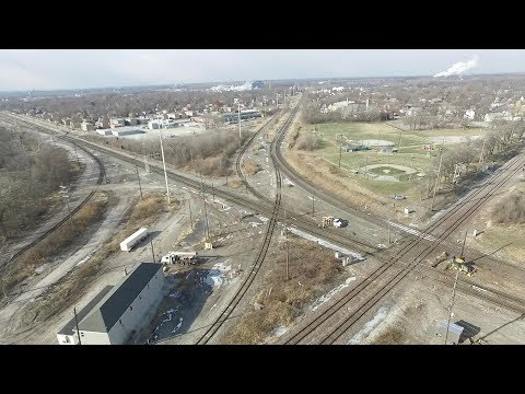 Amazing Drone Footage of the Junction in Dolton IL