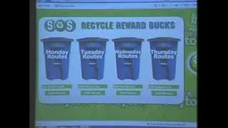 Recycling Drawing and Information