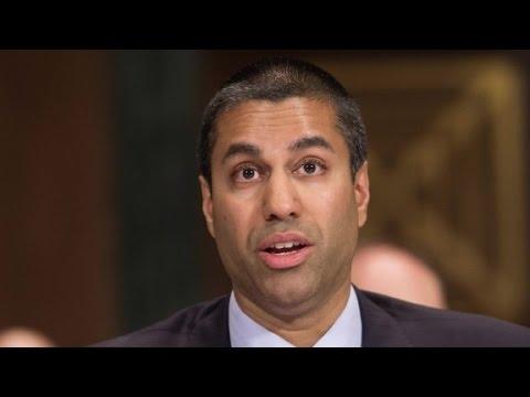 FCC chairman Ajit Pai in 100 seconds