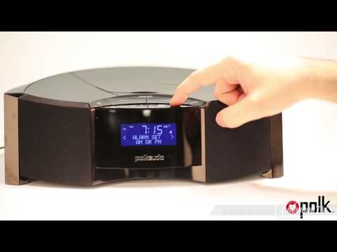 Product Tour: Polk Audio Tabletop Digital Audio System with iPod/iPhone Dock - I-Sonic