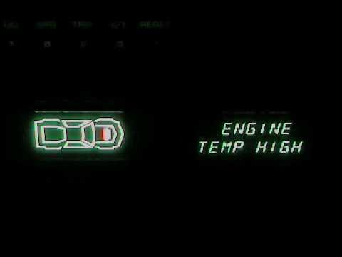 1986 Chrysler Laser XE Turbo Electronic Voice Alert