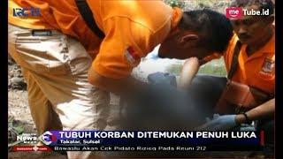 Download Video Bocah Berusia 12 Tahun Ditemukan Tewas Mengenaskan dengan Luka Senjata Tajam - SIM 03/12 MP3 3GP MP4