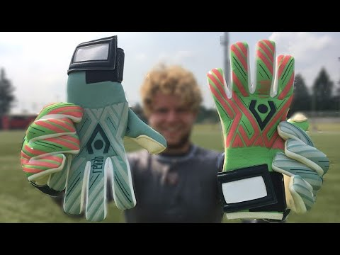 REHAB EXTREME CG3 NC #PAINTATTACK | goalkeeperglove test & review