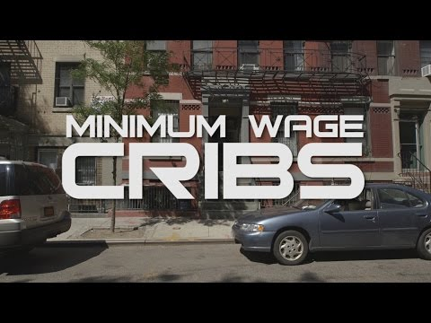 This is what minimum wage Cribs would look like