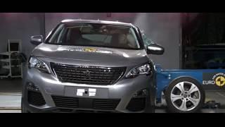Peugeot 3008 Crash Test By NCAP [HR CARS]