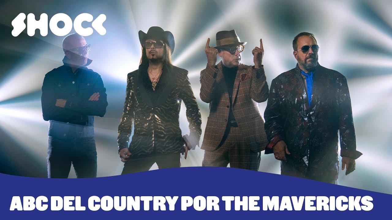 El ABC del country por Raúl Malo de The Mavericks - Shock
