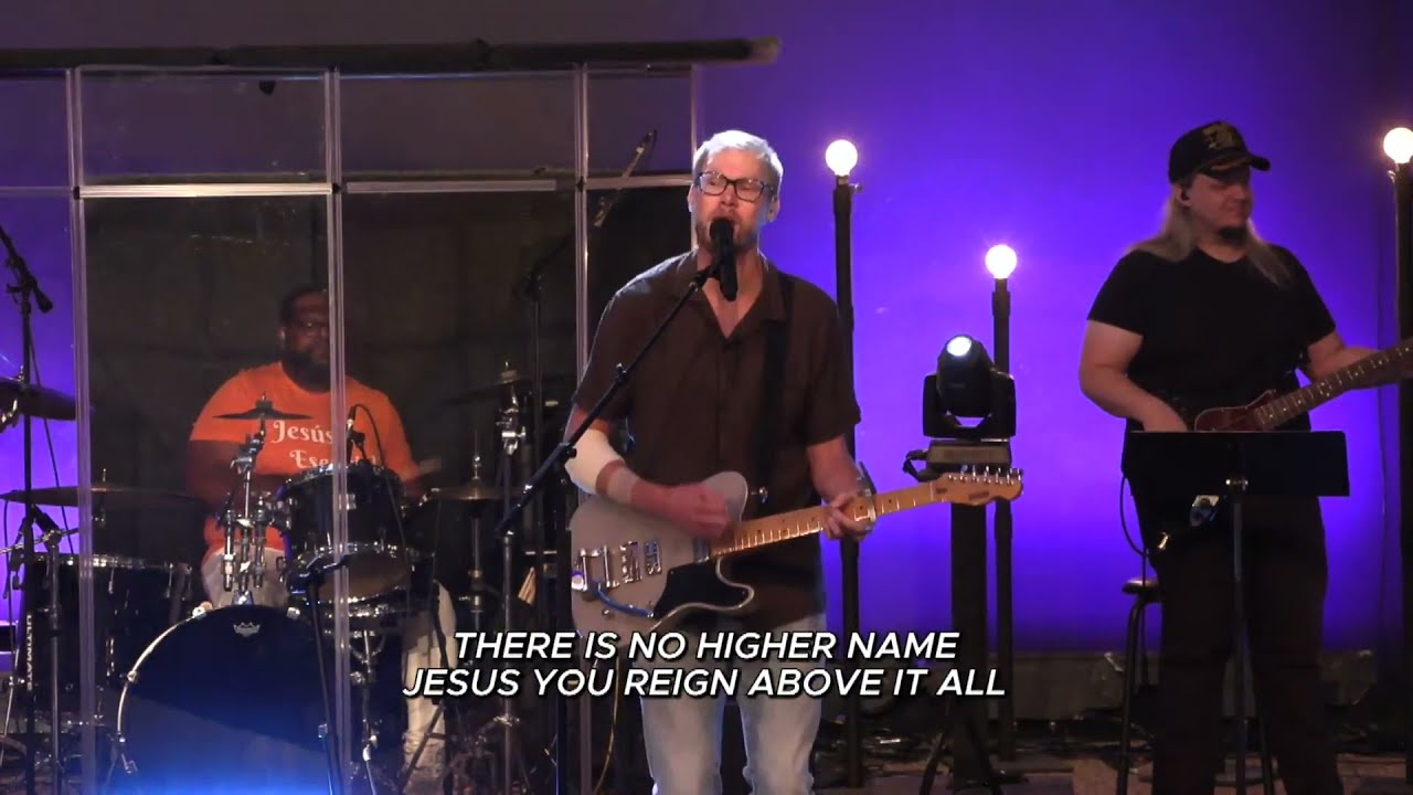 We Praise You / Way Maker / Reign Above It All