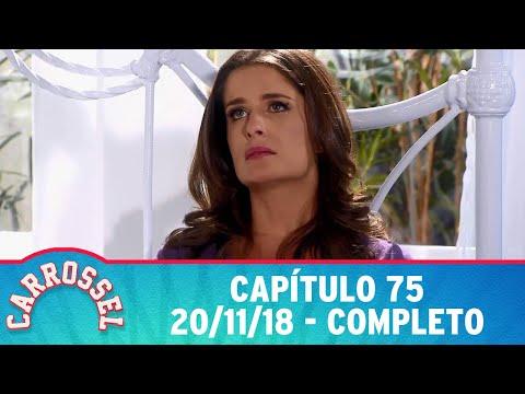 Carrossel (20/11/18) - Capítulo 75 - Completo
