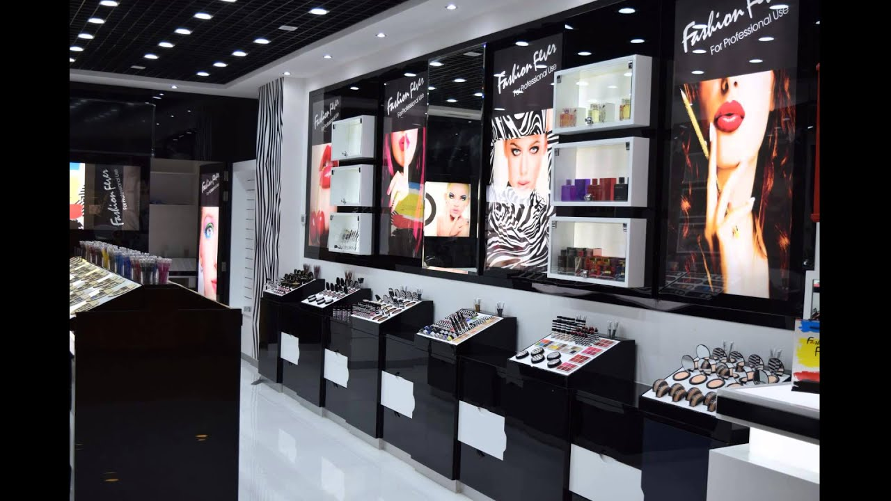 Fashion Fever Makeup Store in Abu Dhabi - YouTube