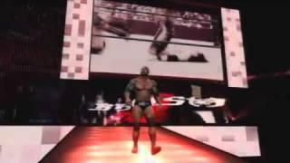 WWE SVR 2011 Batista Entrance