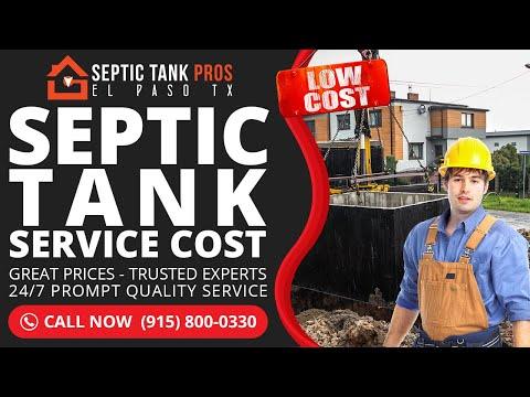 Septic Tank Service Cost in Mogadore
