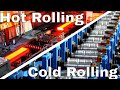 Cold Rolled Steel | Cold Rolling vs Hot Rolling | Hot Rolled Steel