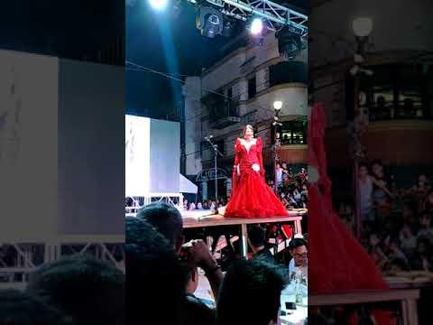Aya Garcia National Costume