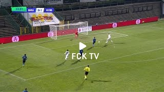 U19-Highlights: Club Brugge 0-3 FCK
