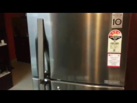LG GL-M302RPZL Frost-free Refrigerator (285 Ltrs): Feature and User Review (Hindi) (1080p HD)