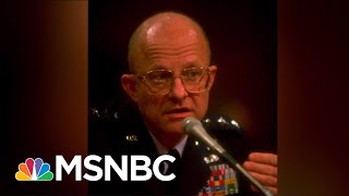 James Clapper On Russia: 'They Swung The Election To A President Trump Win' | Rachel Maddow | MSNBC