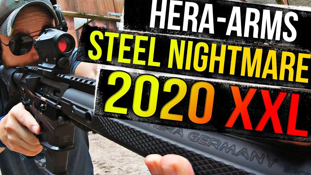 XXL MONSTERFOLGE -  Die HPPC / Hera Arms Steel Nightmare 2020