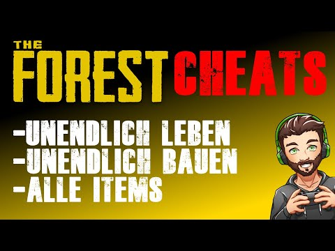 THE FOREST (v1.11) 2019 🌴 (SONDERFOLGE) Cheats Für The Forest (All Cheats)