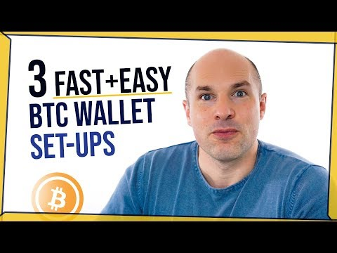 How To Get A Bitcoin Wallet Address - FREE \u0026 In Under A Minute