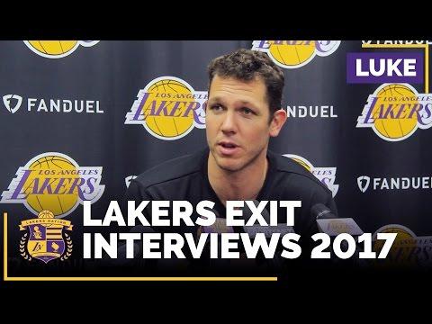 Luke Walton On Brandon Ingram Learning From Kobe Bryant, Coaching Lessons