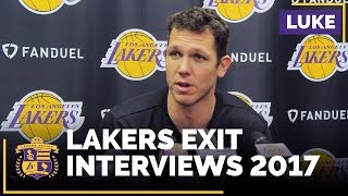 Luke Walton On Brandon Ingram Learning From Kobe Bryant, Coaching Lessons