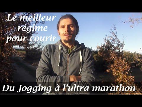 Le meilleur régime pour courir , du jogging à l'ultra marathon! - www.regenere.org