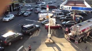 NY - Gas Station Traffic