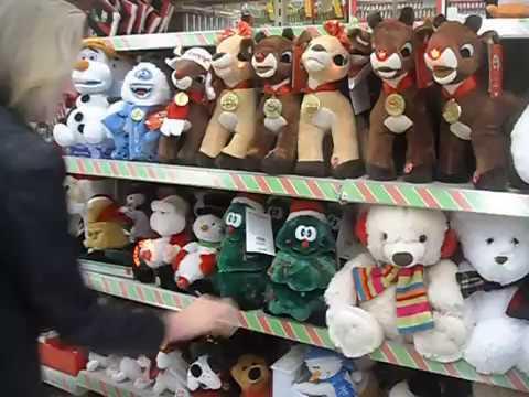 Christmas Toys At Walgreens 2014 Youtube
