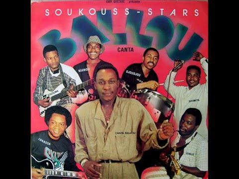 Soukous Stars And Ballou Canta  - Amour Madinina