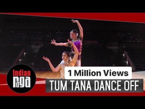 Tum Tana Dance-Off : Kathak - Bharatanatyam | Indian Classical Dance