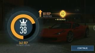 Ferrari Italia Test Drive
