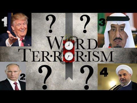 TOP 10 COUNTRIES - FUNDING TERRORISM