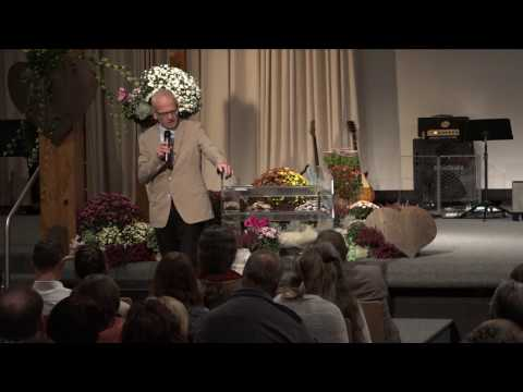Initiativen des Himmels empfangen und einsetzen | Martin Baron | JMS Predigt vom 23.10.2016