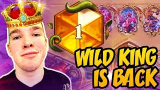 Hearthstone: The Wild King Is Back!