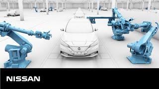【企業】次世代生産技術のコンセプト #NissanIntelligentFactory 発表