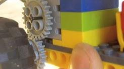 Play-Well Solar Lego Car - by Voltaic Systems