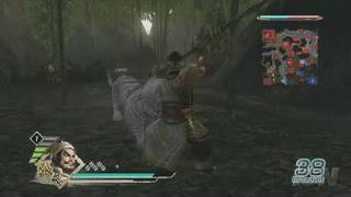 Dynasty Warriors 6 PlayStation 3 Gameplay - Zhang Fei