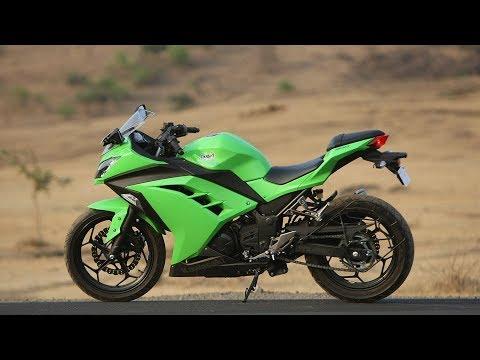 видео: Электромотоцикл ninja