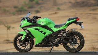 Электромотоцикл ninja