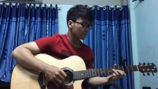 Nhìn Vào Đôi Mắt Này - Long Cao ( Fap TV ) | Guitar Fingerstyle Cover