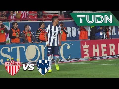 ¡Le anulan gol a Rayados!   Necaxa 0 - 0 Rayados   Liga Mx - Ap 2919 - Semifinal   TUDN