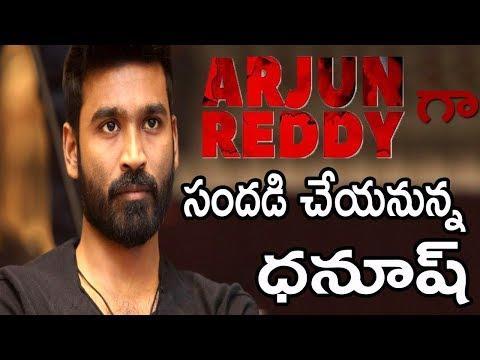 Vijay Deverakonda Arjun Reddy Movie Tamil Remake Rights Got By Hero Dhanush