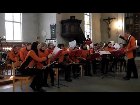 Christmas Snow songs - Pūtēju orķestris Talsi