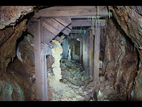 Exploring The Disappearing Continental Mine - Part 1 of 2