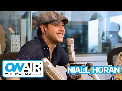 Niall Horan Compares His Debut Solo Album to Harry Styles' | On Air with Ryan Seacrest